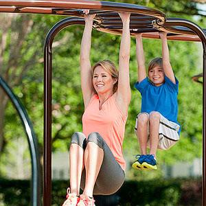 Playground workout 2